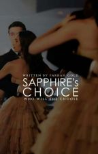 Sapphire's Choice by glitter_xox
