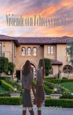 Viviendo con 7 chicos y mi BFF (Libro 1)  by saraynana2002