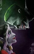 Joker & Harley  by Iva131