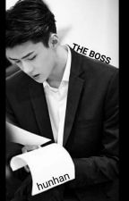 THE BOSS. by Kris_galaxy100