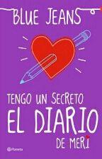 Tengo un secreto: El diario de Meri by Rafzg3