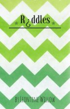 My Book of Hard Riddles by Morgan_F_Jay