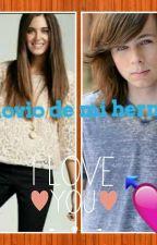 Enamorada el novio de mi hermana { chandler riggs y tu } by saraistyles45