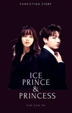 Ice Prince & Princess by kimeunmi991