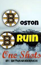 Boston Bruin One Shots by Batmananddemon