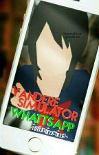 Yandere Simulator WhatsApp by Laaalxka