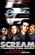 Scream - L'Assassino Ti Siede Accanto by PietroFelicini