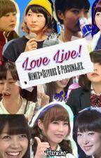 Love Live! » Memes Seiyuus & Personajes.  by -Hxrasho-