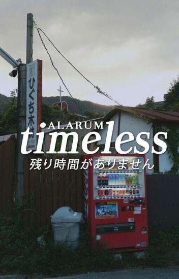 TIMELESS [#TimelessSoul]