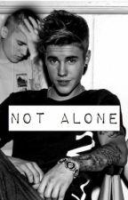 Not Alone   Justin Bieber by kristie7557