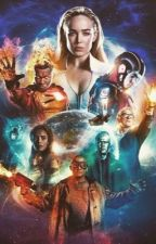 DC's Legends Of Tomorrow  by peterhale4alpha