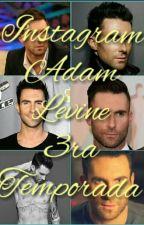 "Instagram ""Adam Levine"" 3ra Temporada  by EriredKing"