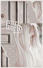 cruel world.   ( finnick odair ) by vaIeskas