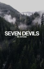 SEVEN DEVILS | Silas by stxrmborn