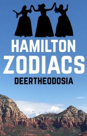 Hamilton Zodiacs  by deertheodosia