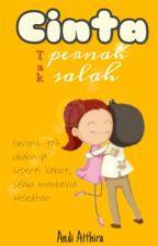 Cinta Tak Pernah Salah by andiatthira