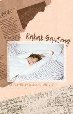 Kakak Ganteng - Baekhyun by MayKijeong