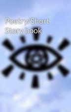Poetry/Short Story book by Glitter-And-Skittles