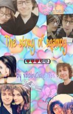 The Story Of Sqampy  by xBabyOreo786x