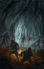 The Battle for the Ebony Mountains by whillofagora