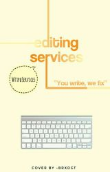 Editing Services by WttpdServices