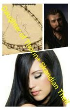 Daughter of Thorin + Skandian Thief (Brotherband Chronicles/The Hobbit crossover by SmartAleckTubaPlayer