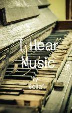 I hear music by 8ella9