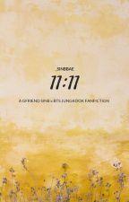 11:11    Jungkook×SinB [ONGOING]  by slvrbeaglebunny