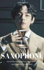 saxophone • vmin by sappyshipper