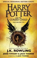 Harry potter and the cursed child preview by VirKothari
