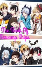 The Book of Servamp Ships by Kasumi1610