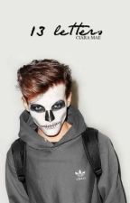 13 Letters | Complete by 1DFanFic_iran