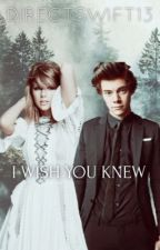 I Wish You Knew [Haylor]  by uweenie
