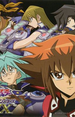 Book 1  Changes for good or worse?! A Yugioh Zexal story