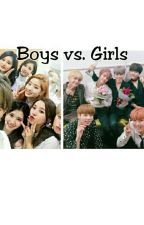 Boys vs. Girls by 313004Author