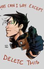 Robin's GAY?!!!! by walkerofthestars