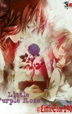 Little Purple Rose by LittleStar2905