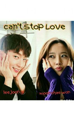 Can't Stop Love (LeeMoon's Song) by rimmie_