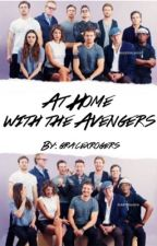 At Home With the Avengers by vibraniumxshield