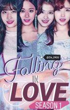 Falling InLove - SEASON 1  by Zie_0905