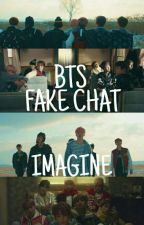 BTS FAKE CHAT by sanaquinn