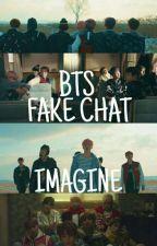 BTS FAKE CHAT by sanaquinn
