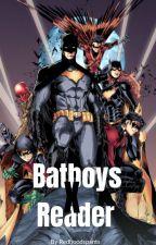 Bat boys x reader by Redhoodspants
