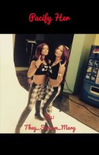 She's mine (Sasha Banks x Becky Lynch) by They_Scream_Mary