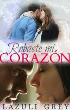Robaste Mi Corazón by Luz-Grey