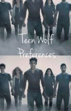 Teen Wolf Preferences/Imagines Book 2 by emwalll