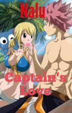 Captain's Crush NaLu by xllamaprincessx