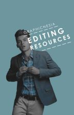 Editing Resources by graphicnesia