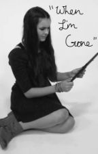 When I'm Gone (Sequal to 'kiss the rain') ~ Cimorelli by RawrLexa