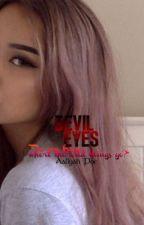 Devil Eyes ?¿ Paul Rovia by augustmoons